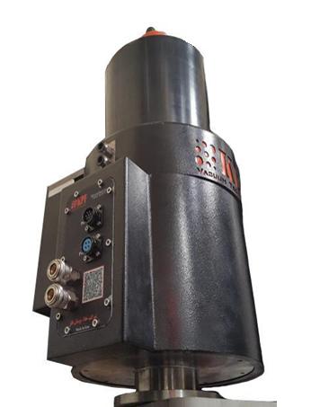 50 KW Electron Gun