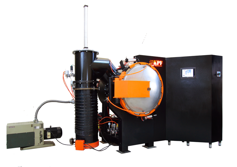 High Temperature-High Vacuum Furnace